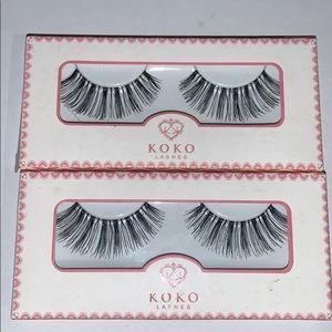 (2) Koko Lashes Style #102